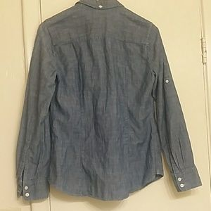 J. Crew Tops - J Crew Women Top Denim Shirt Size Medium